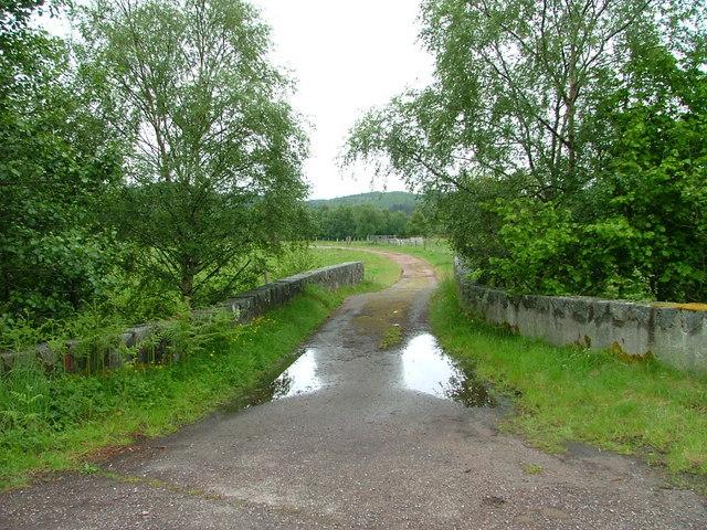 Bridge over the Allt an Lòin