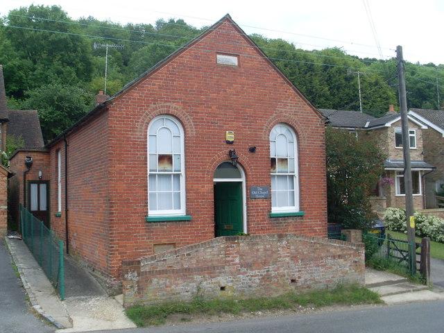 Former Methodist Chapel, Bryant's Bottom