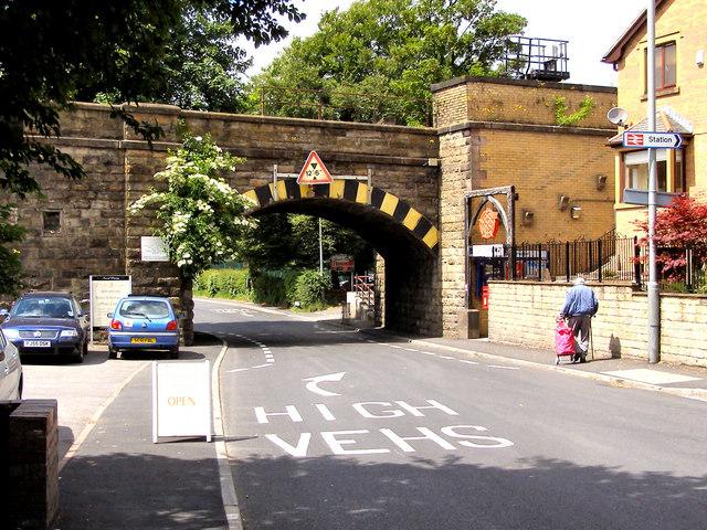 Station Road Railway Bridge