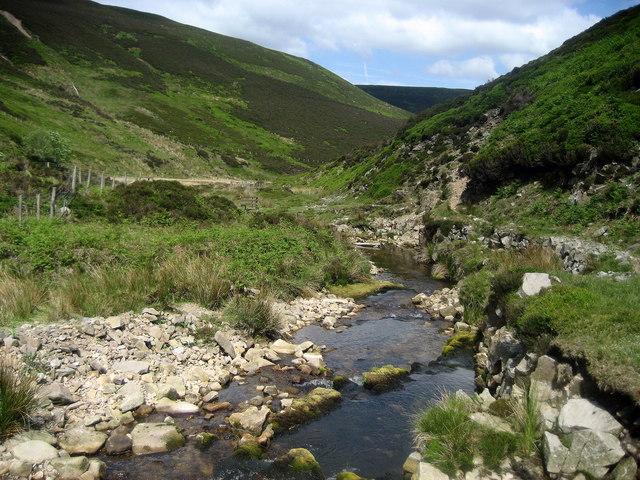 Bleadale Water