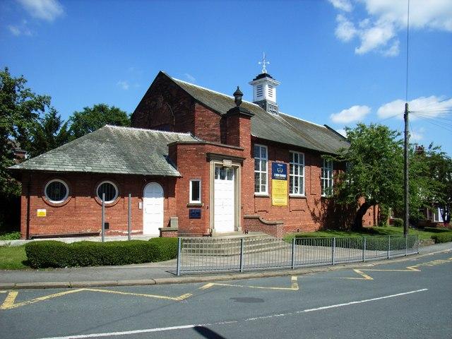 Alcuin School, Woodland Lane
