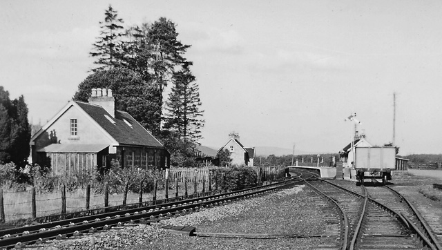 Broomhill Station (Inverness-shire)