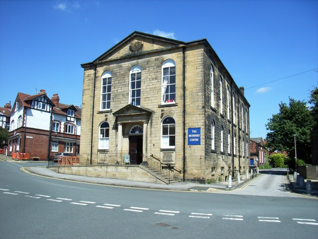 (Former) Wesleyan Methodist Sunday School, Town Street
