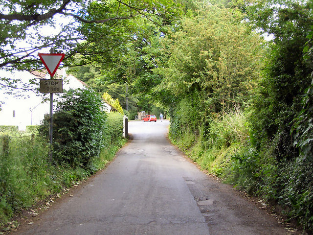 Broad Lane, Whalley