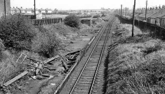 Broomhill (Northumberland) Station (remains)