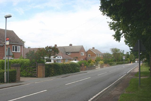 Church Road, Quy