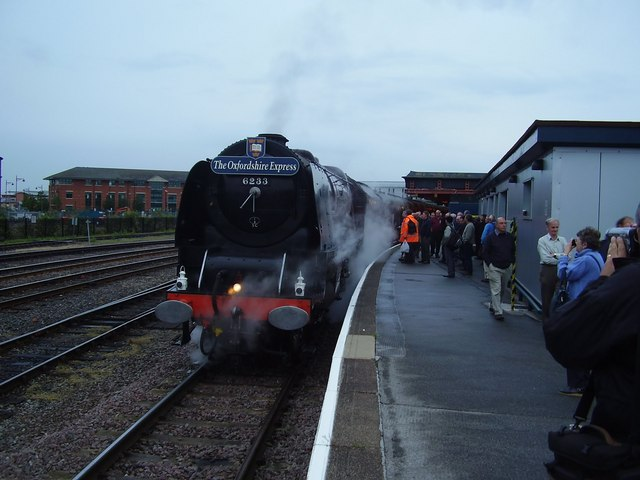The Oxfordshire Express comes to an end