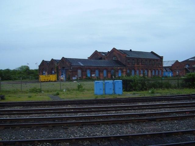 Derby Railway Works
