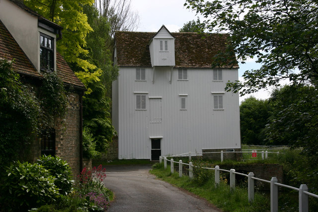 Lode Mill  (north side)