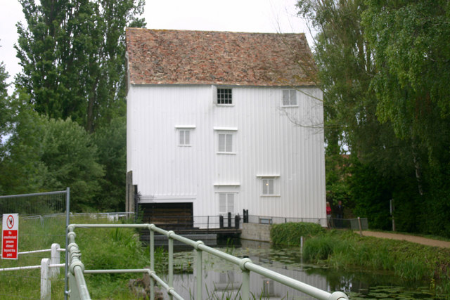 Lode Mill (south side)