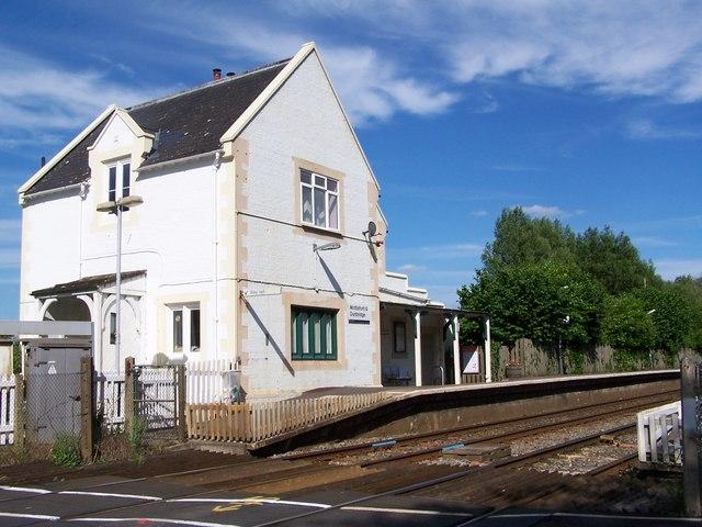 Mottisfont and Dunbridge Station