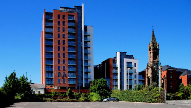 Pilot Street apartments, Belfast (4)