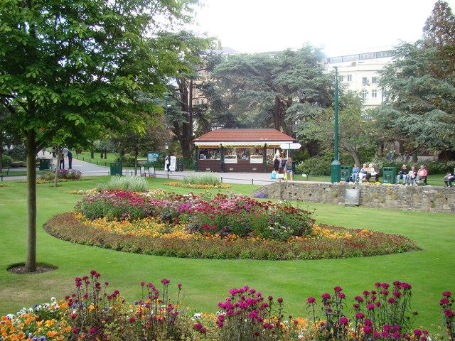 Tuck shop in Lower Gardens