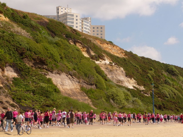 Boscombe: Race for Life passes Albany