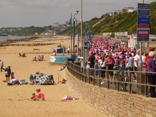 Boscombe: the Race for Life