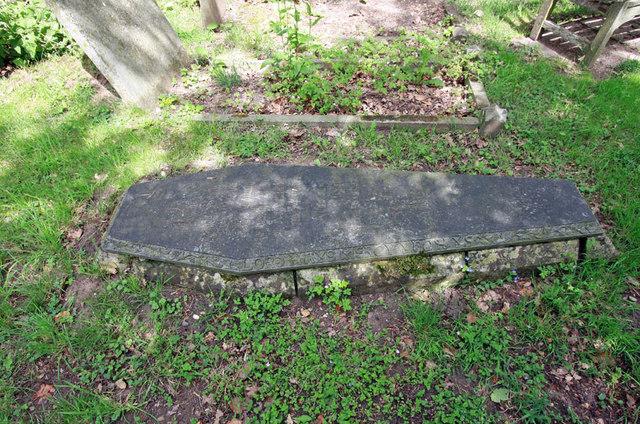 All Saints, Intwood, Norfolk - Churchyard