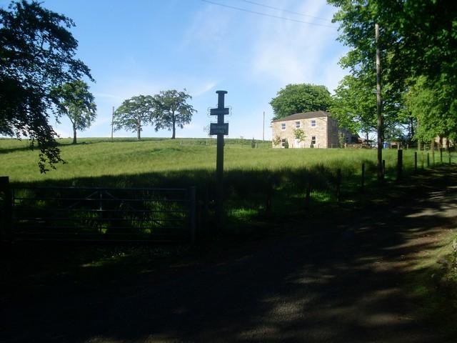 Leitchbank House, Torrance