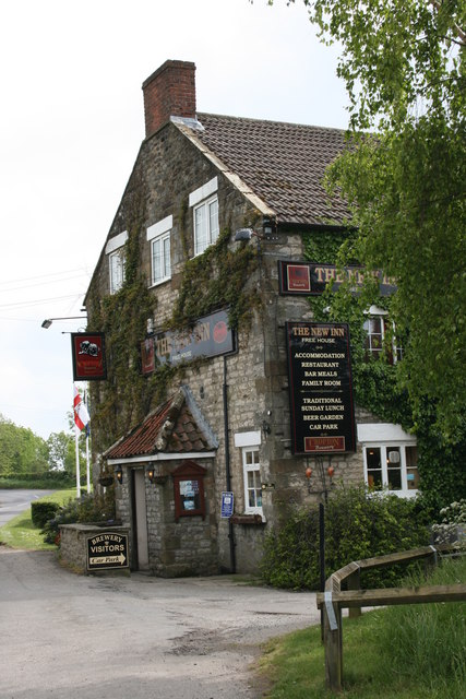 The New Inn, Cropton, North Yorkshire