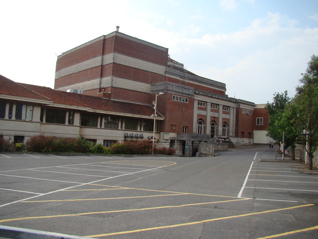 Bournemouth Pavilion car park