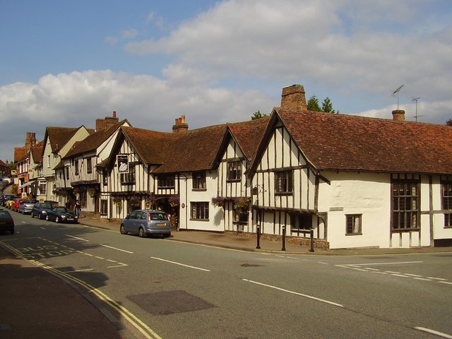 Lavenham, The Swan Hotel