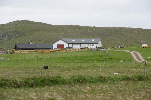 House at Burland, Trondra