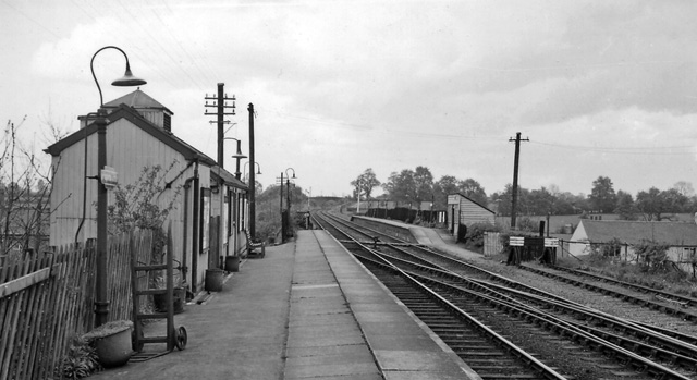 Broughton Astley Station