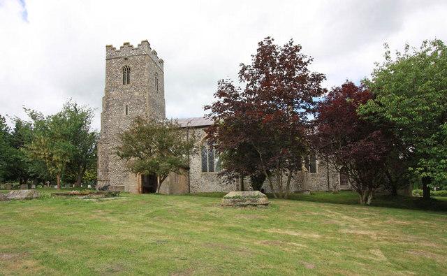 St Mary, Newton Flotman, Norfolk