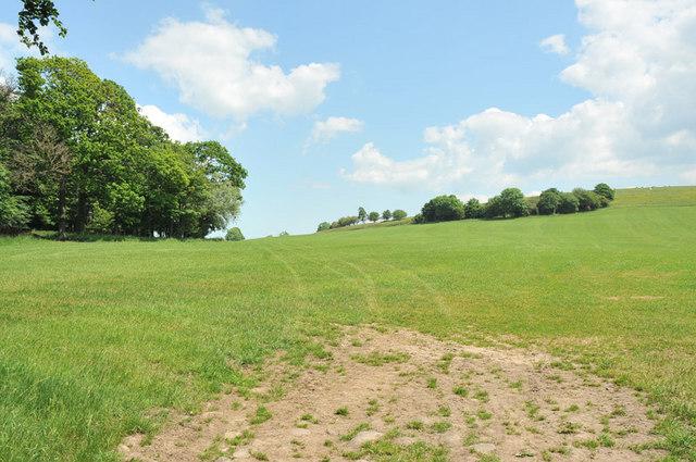 Farmland near Swarthdale
