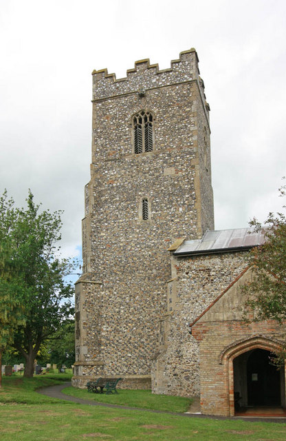 St Mary, Newton Flotman, Norfolk