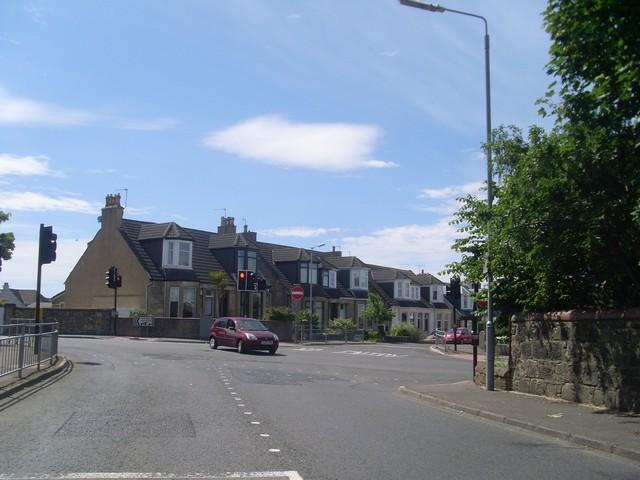 Dalry Road meets Eglinton Road
