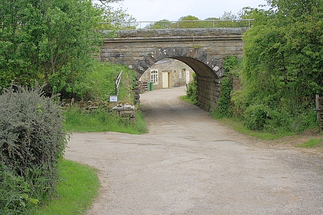 Railway Bridge, Abbots Farm