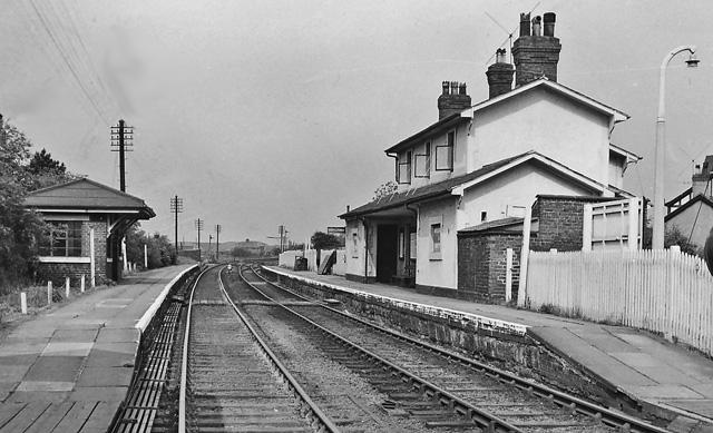 Broughton & Bretton Station