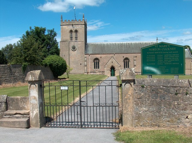 St Mary's, Norton and Cuckney, Notts