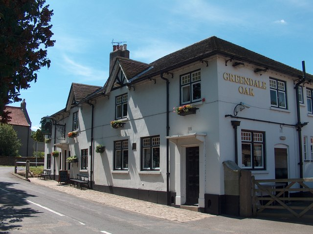Village pub in Cuckney, Notts