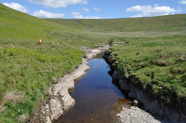 River Elan at Pont ar Elan