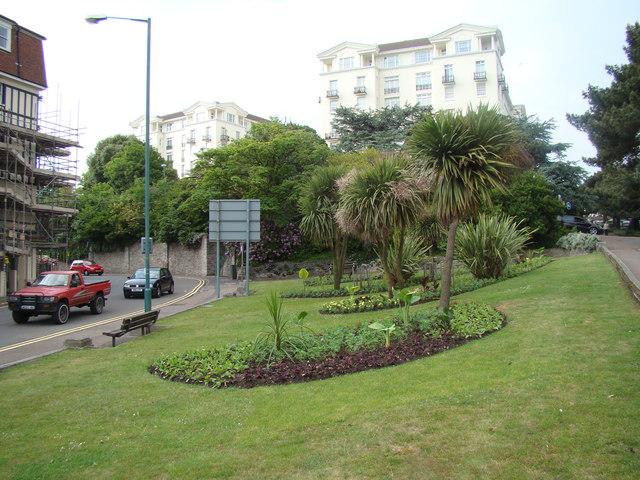 Vegetation between Hinton Road and Bath Road