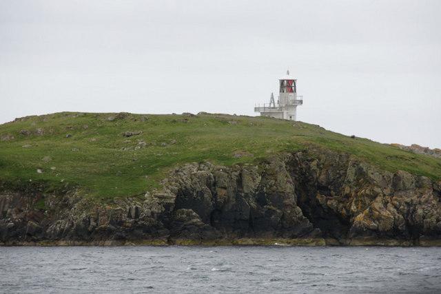Fugla Ness Lighthouse, Hamnavoe
