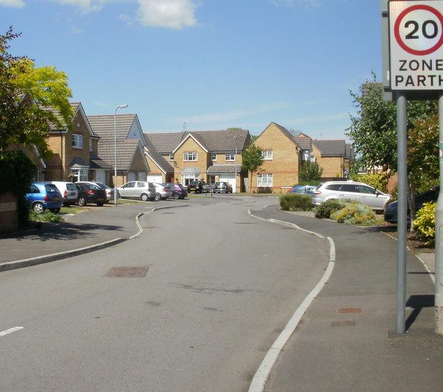Lancers Way, Duffryn, Newport