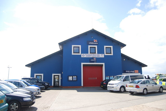 Lifeboat Station, Hastings