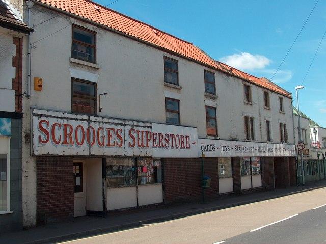 Scrooge's Superstore, Market Warsop