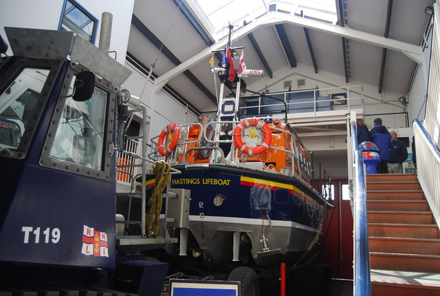 Lifeboat, Hastings