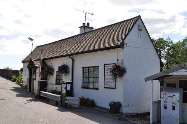 Toll house at Whitney-on-Wye