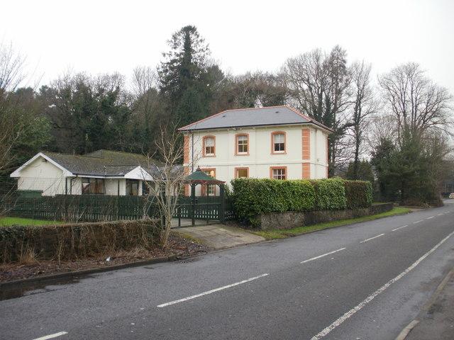 Acorn Nursery, Almah House, Newport