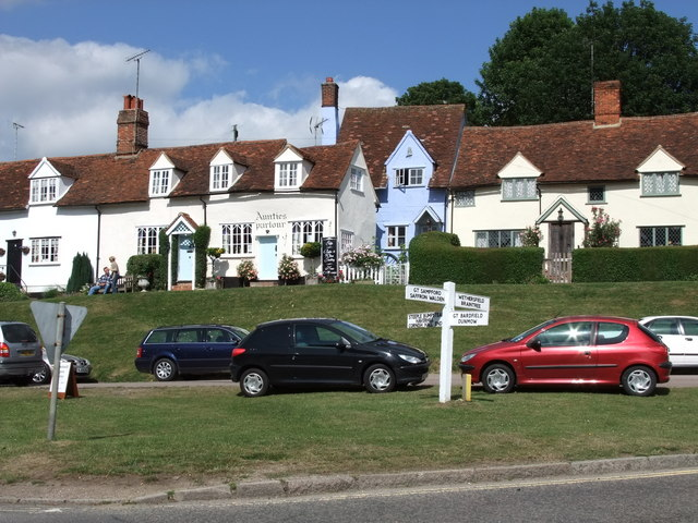 Aunties Parlour, The Causeway, Finchingfield