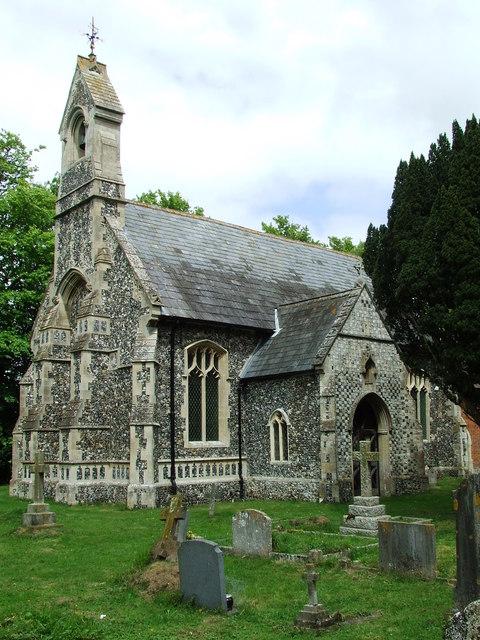 St Margaret Southolt