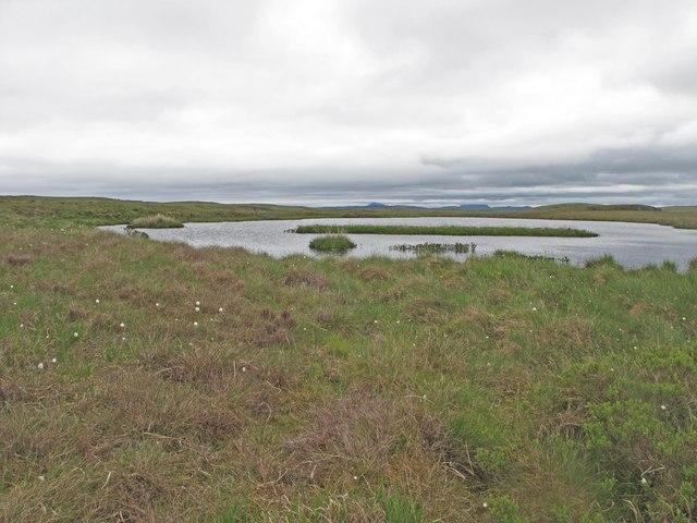 Lochan in the Peatlands