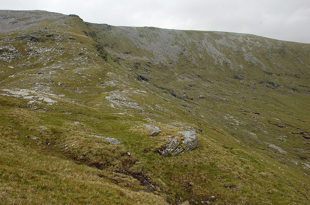 Ridge to Carn Dearg