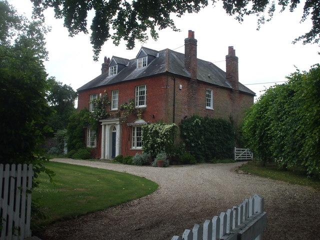 Leckhampstead House