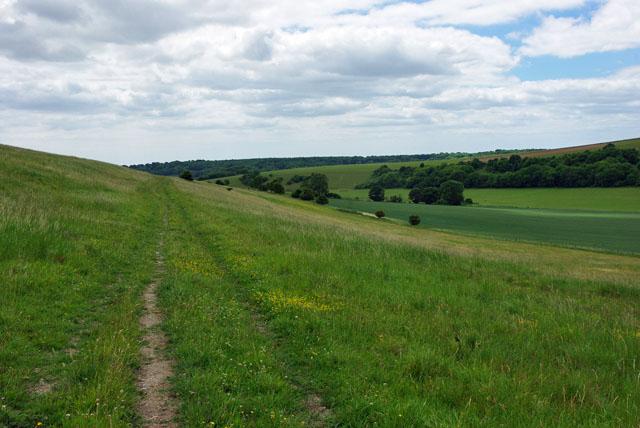 Bridleway to Michelgrove