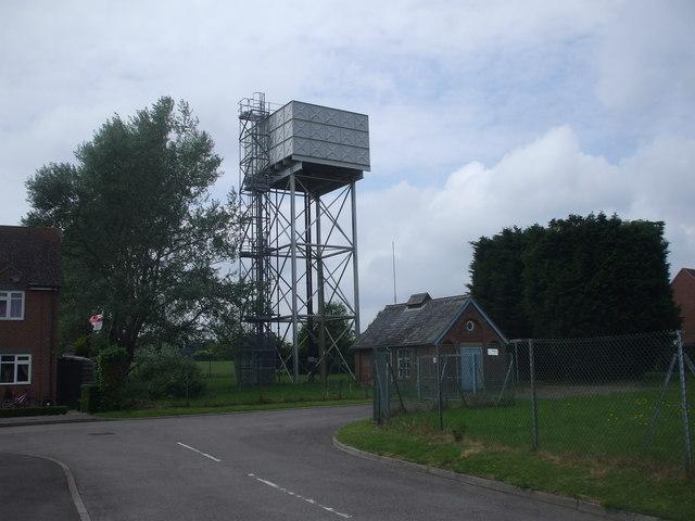 Water tower, Brightwalton